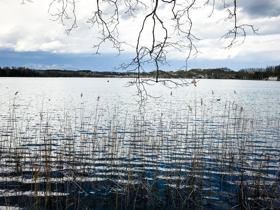 Lac de Banyoles - Photo Didier Laget