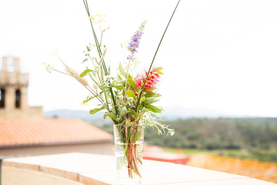 Bouquet Catalogne - Photo Didier Laget