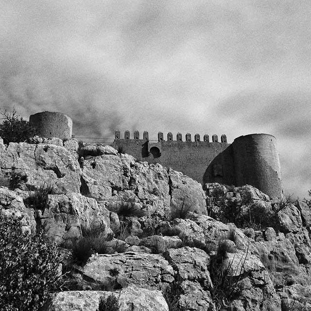 Chateau de Toroella de Montgri - Photo Didier Laget